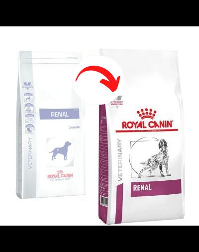 ROYAL CANIN Renal Dog Dry 2kg [0]