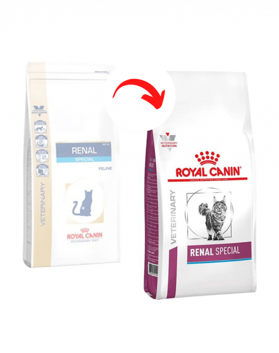 ROYAL CANIN Cat Renal Special utilizare în insuficiența renală cronică sau acută 4 kg [0]