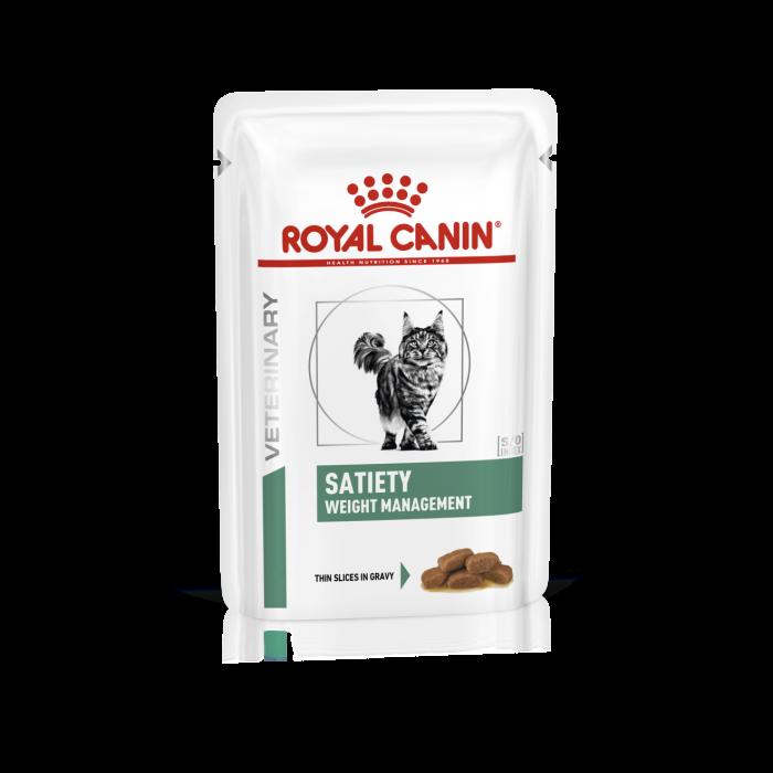 ROYAL CANIN Satiety Cat PLIC 85g [0]