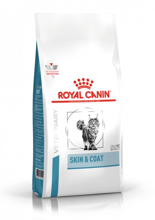 ROYAL CANIN Skin & Coat Cat Dry 1.5kg [0]