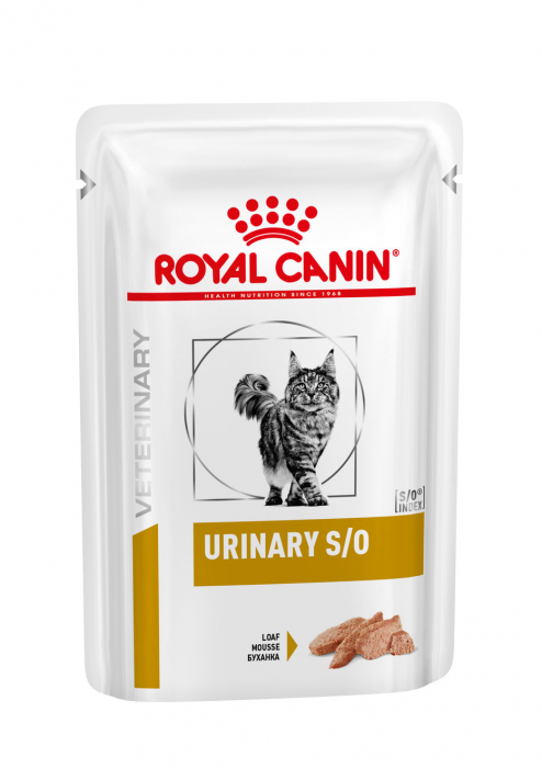 ROYAL CANIN  Urinary SO Loaf Cat  PLIC PATE 85g [0]