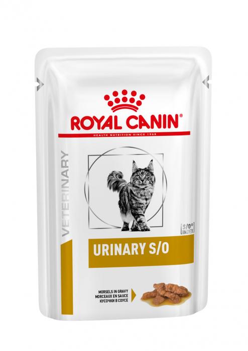 ROYAL CANIN VHN Urinary SO (Mig) Cat PLIC IN SOS 85g [0]