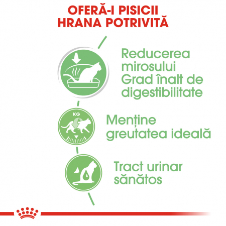 Royal Canin Digest Sensitive Care Adult, plic hrană umedă pisici, confort digestiv, (în sos), 12 x 85 g [3]
