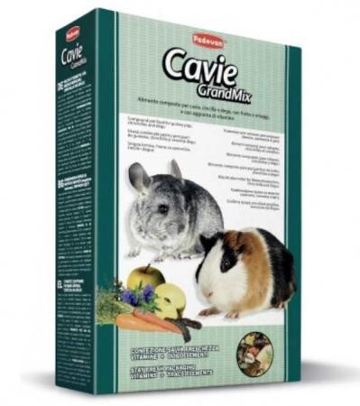 Grandmix (Cavie) Guineea Pig & Chinchilla 850g [0]