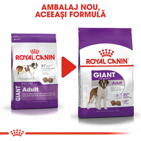 Royal Canin Giant Adult, hrană uscată câini,  15 kg [5]