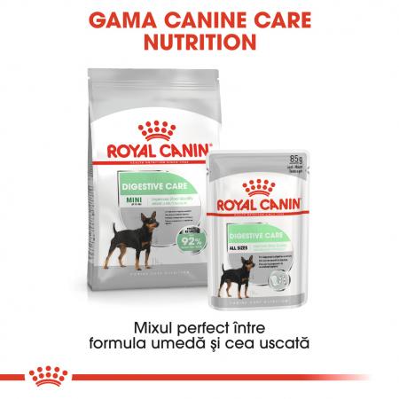 Royal Canin Mini Digestive Care, hrană uscată câini, confort digestiv, 8Kg [5]