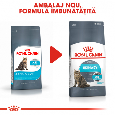 Royal Canin Urinary Care Adult, hrană uscată pisici, sănătatea tractului urinar, 4 kg [1]