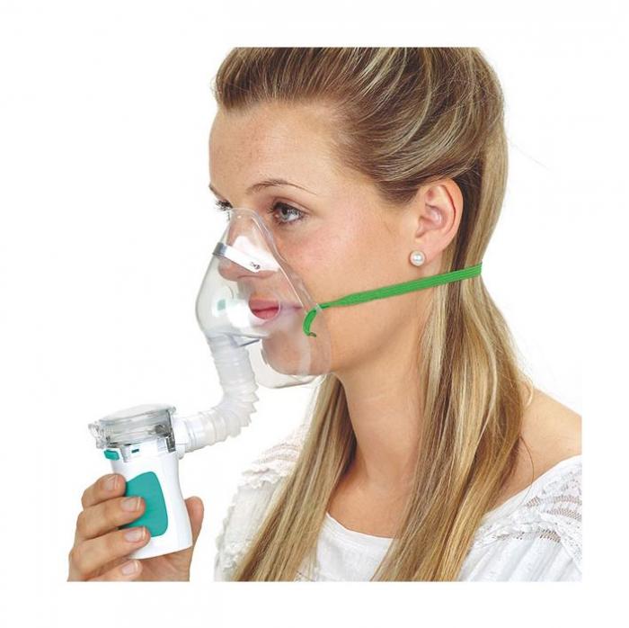 Aparat inhalator aerosoli SERVOCARE MINI [0]