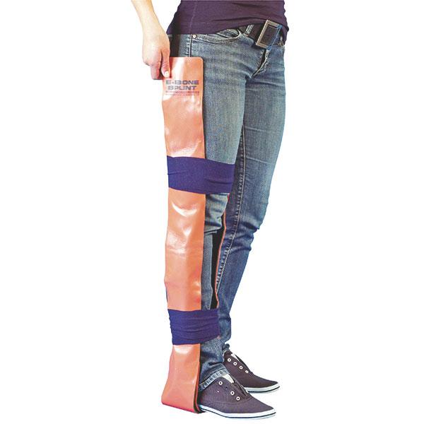 Atela LIFEGUARD E-Bone pentru imobilizare membre - refolosibila, impermeabila, radio-transparenta - rola 100x14 cm [2]