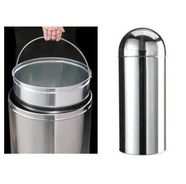 Cos de gunoi Push Bin 52 L - polisat [0]