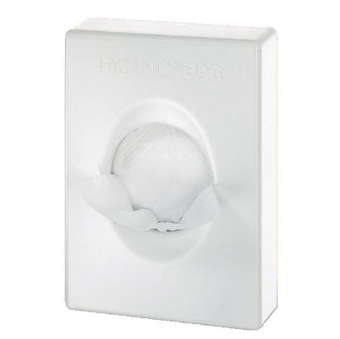 Dispenser pungi sanitare igienice - FEMCARE - crom [0]