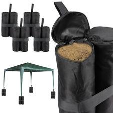 Greutate sustinere pavilion - tip geanta - umplere cu apa sau nisip - impermeabil, set 4 buc [0]