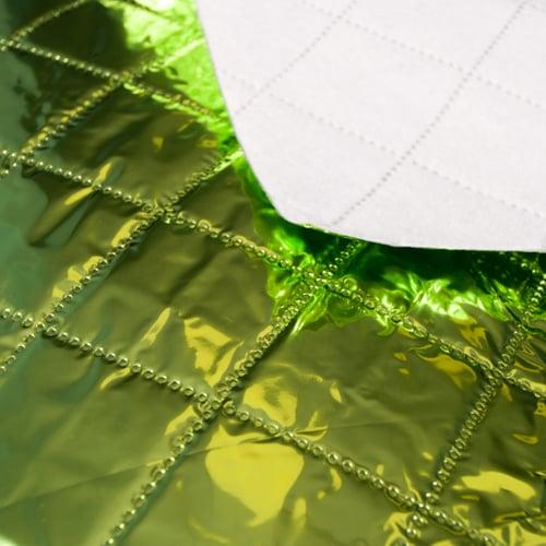 Patura hipotermie ARCTIC Baby Wrap - culoare verde neon - 55 cm x 47 cm tip plic [1]