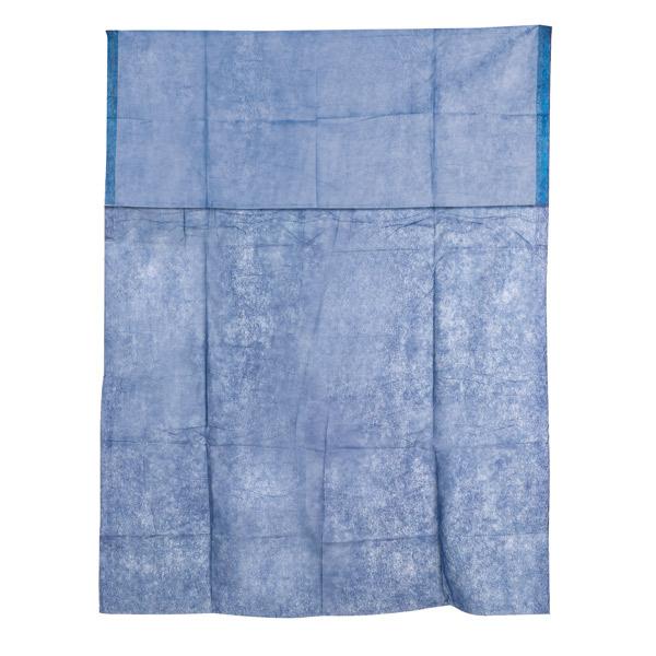 Patura targa ambulanta LIFEGUARD - din poliester, albastra - 110x190 cm - 500g [0]