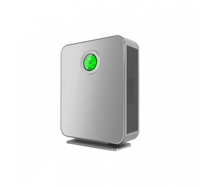 Purificator de aer Nevoox LF UVC 2000 pentru spatii de 11-25 mp [0]