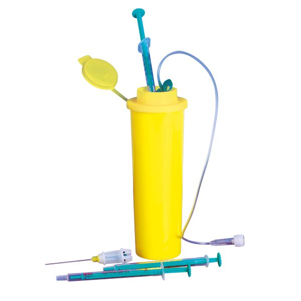 Recipient pt ace folosite Servobox - de buzunar 150 ml [0]
