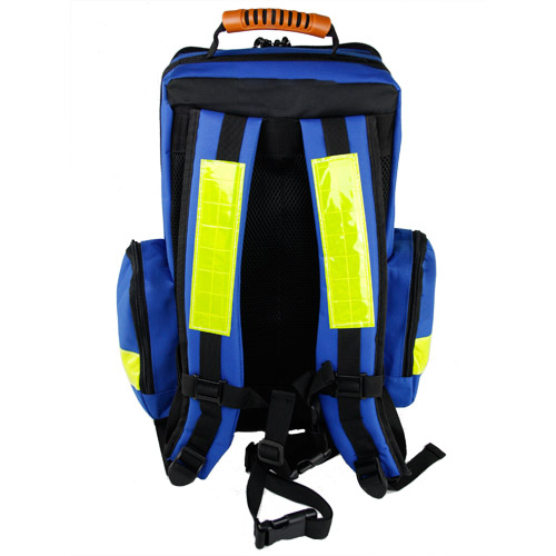 Rucsac medic pentru ambulanta YELLOW BLUE - 36x47x26 cm - cu 5 module si interior modular [3]