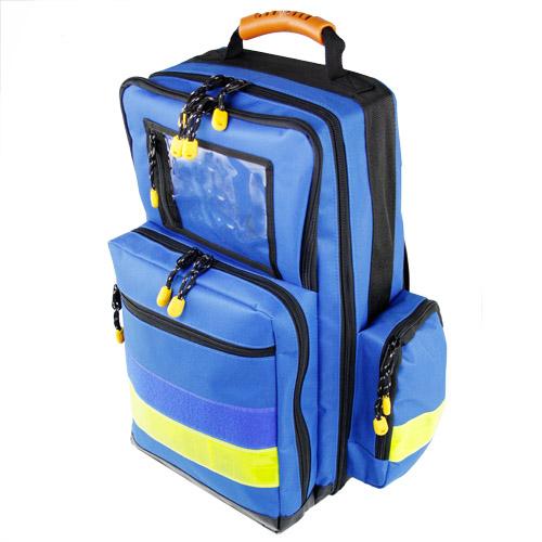 Rucsac medic pentru ambulanta YELLOW BLUE - 36x47x26 cm - cu 5 module si interior modular [1]