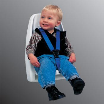 Scaun de siguranta pentru copii - SAFETY SEAT - ALB [0]