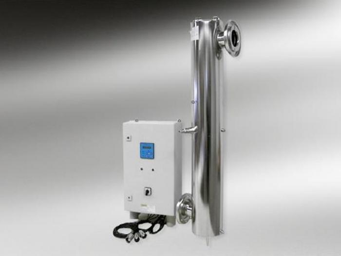 Sistem reactor UVR8 cu control electronic - pentru tratarea apei potabile [0]