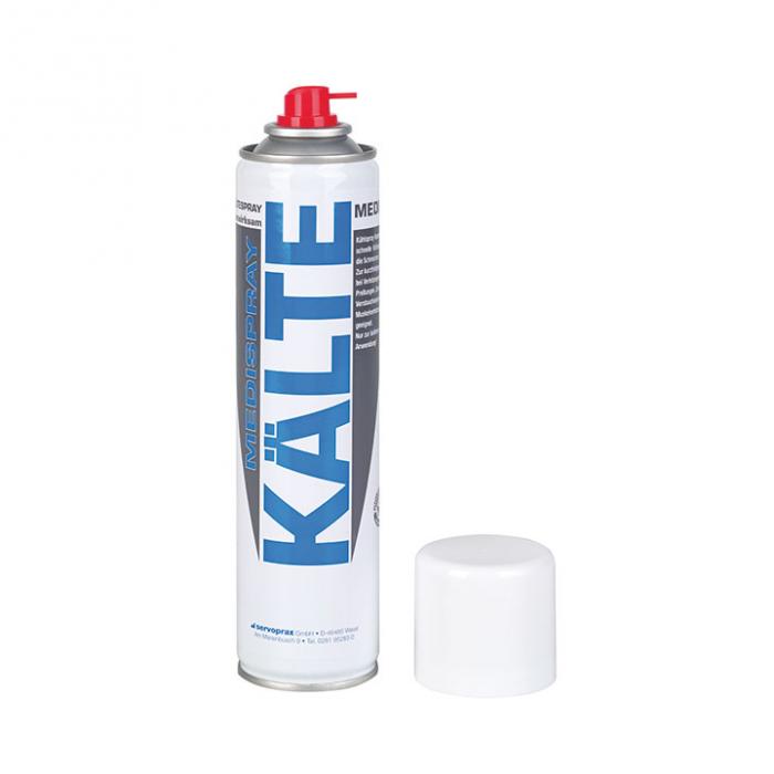 Spray rece MEDISPRAY pentru dureri musculare, lovituri - sportivi - fara clorofluorocarburi FCWK- 300ml [0]