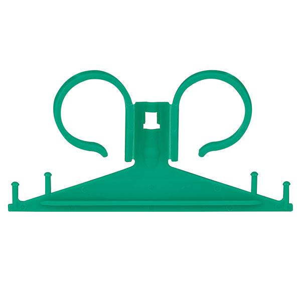 Suport  DCT pentru punga standard de urina - din PVC culoare albastru sau verde [0]