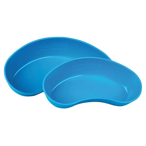 Tavita renala ABS autoclavabil - 150x75x36 mm culoare albastru [0]
