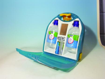 Apa sterila EYEWASH pentru curatarea ochilor 500 ml [2]