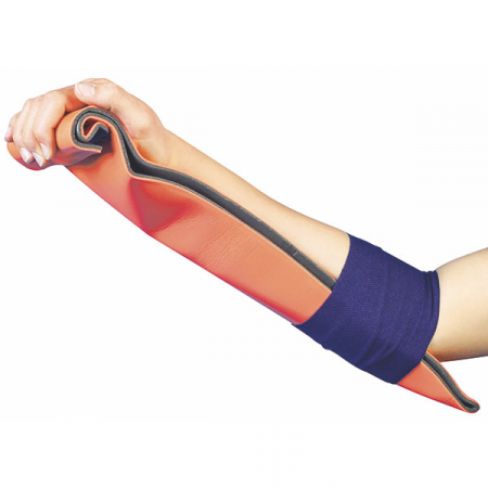 Atela LIFEGUARD E-Bone pentru imobilizare membre - refolosibila, impermeabila, radio-transparenta - rola 50x11 cm [1]