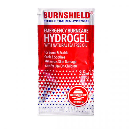 Compresa sterila arsuri BURNSHIELD - 20x20 cm [0]