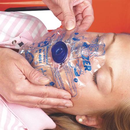 Folie respiratie gura la gura QUICK-BREEZER -  cu ventil [0]