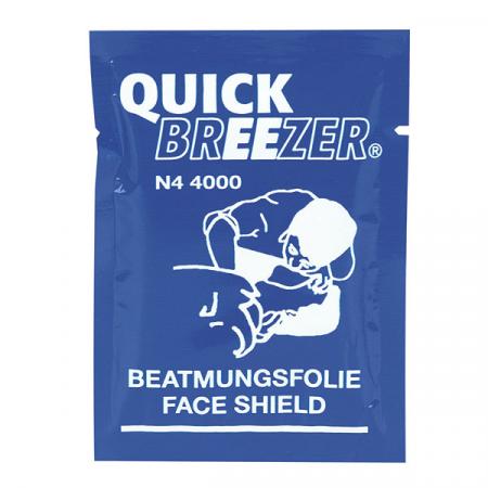 Folie respiratie gura la gura QUICK-BREEZER ECO [0]