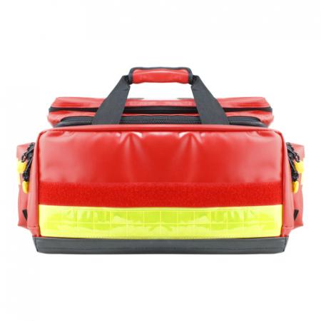 Geanta ambulanta YELLOW LARGE RED -  52 x 32 x 32 cm - 2 buzunare laterale [3]