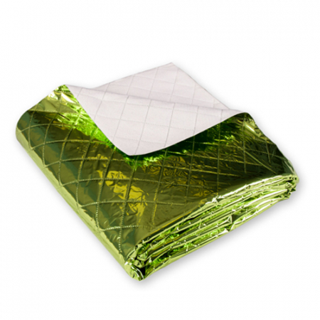 Patura hipotermie ARCTIC Levi - culoare verde tactic - 2 m x 1,5 m [1]