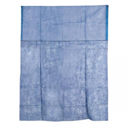 Patura targa ambulanta LIFEGUARD - din netesut, albastra - 110x190 cm - 250g [1]