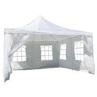 Pavilion demontabil sau fix 4 x 4 m [1]