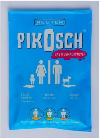 Pudra PIKOSCH FAMILY indepartare lichide [0]