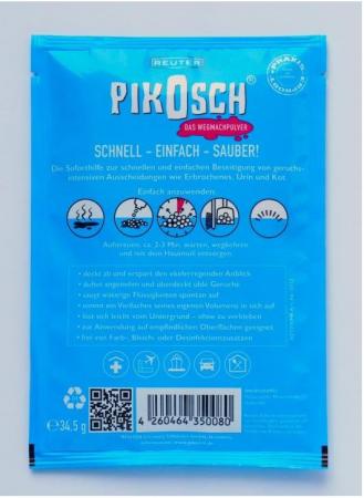 Pudra PIKOSCH FAMILY indepartare lichide [1]