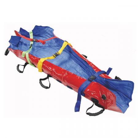 Saltea de evacuare VACQ-BLUE II - cu vacuum 210x88 cm - inclusiv pomps si geanta [1]