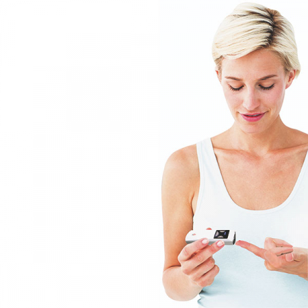 Sistem de recoltare capilara LASER LANCE - fara dureri [2]