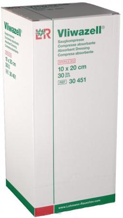 Tampoane abdominale VLIWAZELL - 10x20cm - steril [1]