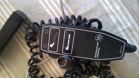 Telecomanda pat Home Care - 4 functii [1]