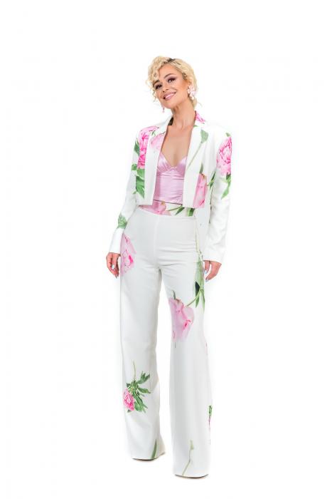 Costum custom print roz [0]