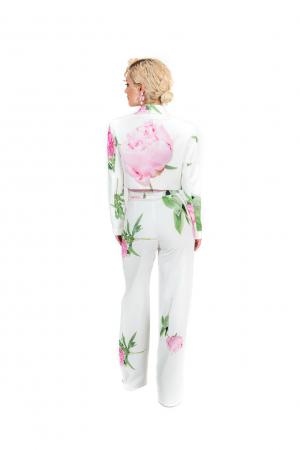 Costum custom print roz [1]