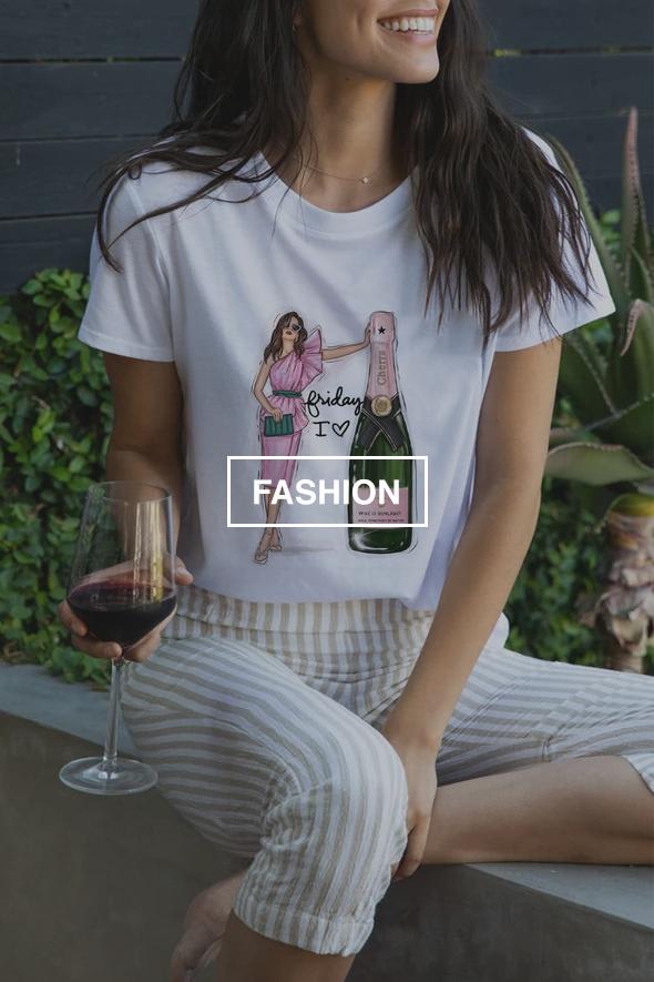 Tricouri Fashion