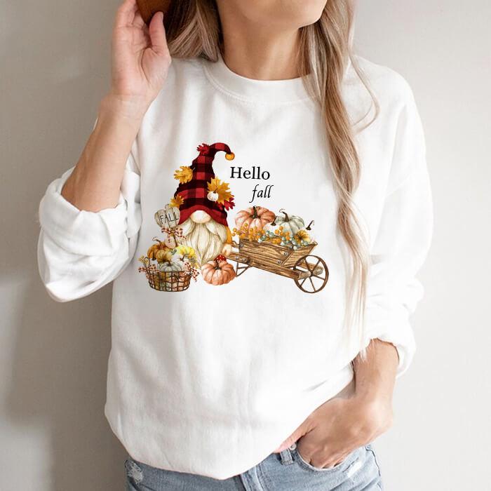 Bluza Dama Alba Hello Fall [0]