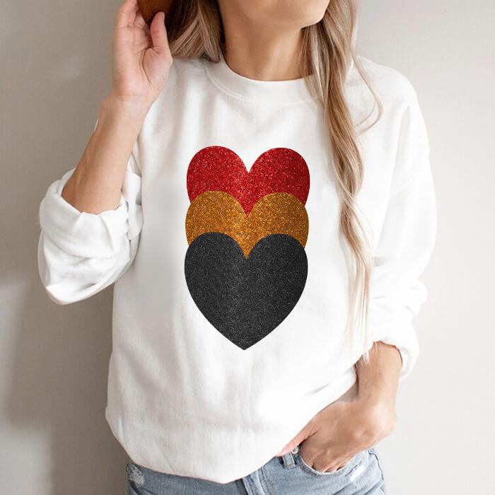 Bluza Dama Alba 3 Hearts [0]