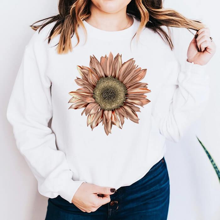Bluza Dama Alba Sunflower [0]