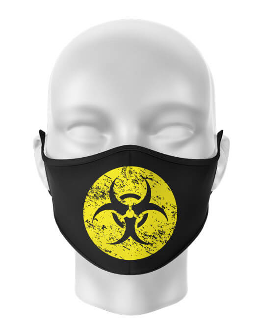 Masca de gura Biohazard [0]