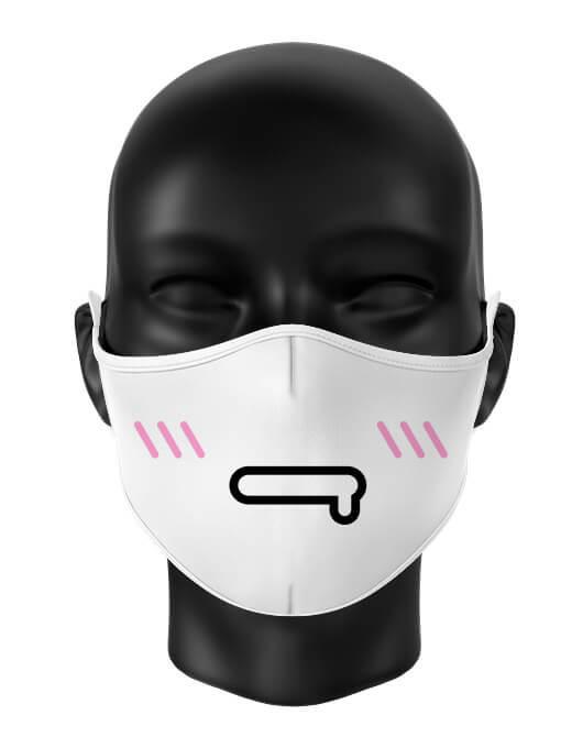 Masca de gura Emoji [0]